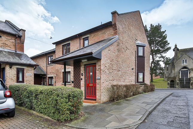 Thumbnail Flat for sale in Croft Court, Lanchester, Durham