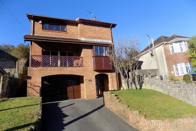 Thumbnail Detached house for sale in Heol Y Parc, Cwmavon, Port Talbot, Neath Port Talbot.