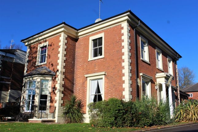 Thumbnail Flat for sale in Lucas Court, Leamington Spa