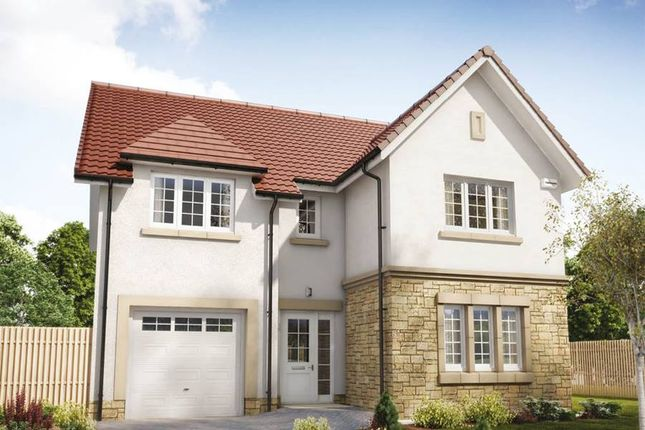 "Thumbnail Detached house for sale in ""Colville"" at Penicuik Road, Roslin"