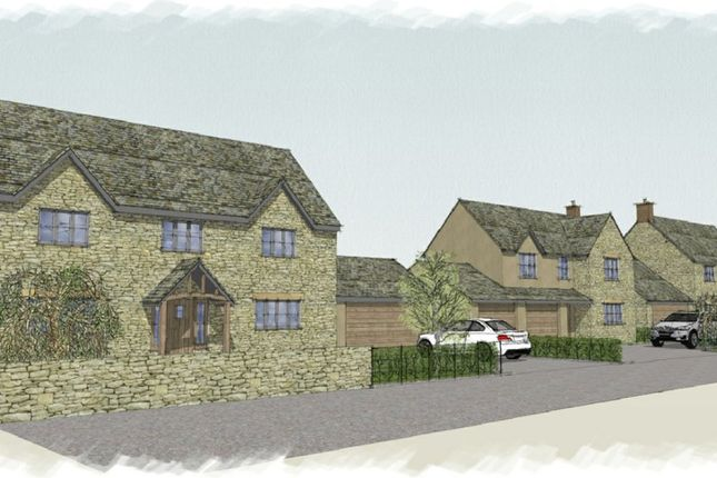 Thumbnail Detached house for sale in Kingswood Road, Hillesley, Wotton-Under-Edge