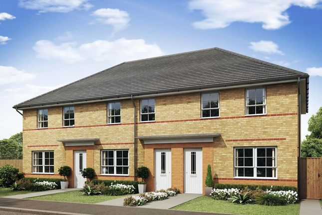 """3 bed end terrace house for sale in """"Maidstone"""" at Hebron Avenue, Pegswood, Morpeth NE61"""