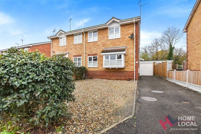 3 bed semi-detached house for sale in Rectory Avenue, Ashingdon, Rochford SS4