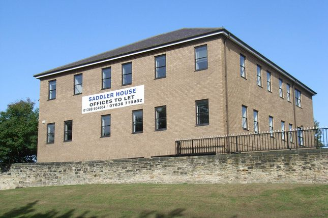 Thumbnail Office to let in Saddler House, Saddler Street, Bishop Auckland