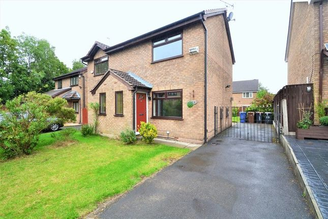 Thumbnail Semi-detached house to rent in Wolfreton Crescent, Clifton, Swinton, Manchester