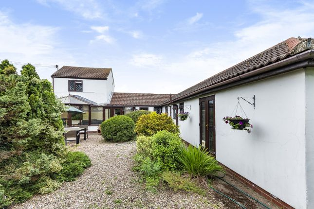 Thumbnail Detached house for sale in Washinghall Lane, Eastoft, Scunthorpe