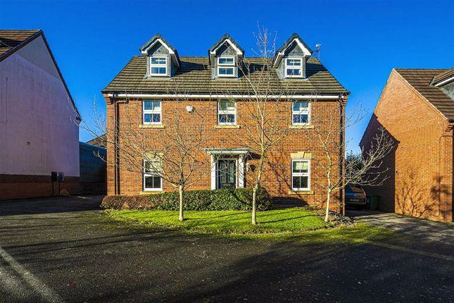 5 bed detached house for sale in 8, Glenwood Court, Wadsley Park Village S6