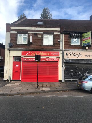 Thumbnail Retail premises for sale in Coventry Road, Yardley Birmingham
