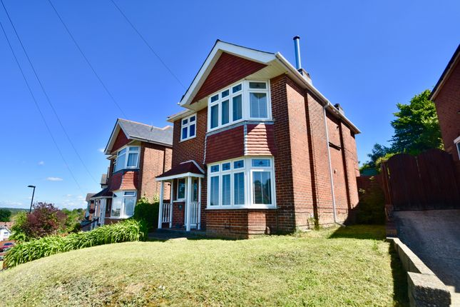 Detached house for sale in Chessel Avenue, Southampton