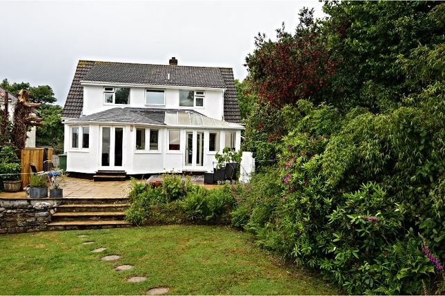 Thumbnail Detached house for sale in Barn Lane, Bodmin