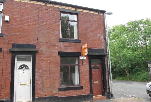 Thumbnail End terrace house to rent in Burlington Street, Balderstone, Rochdale