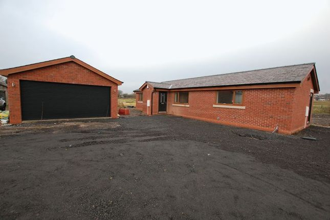 Thumbnail Detached bungalow for sale in Wrennall Court Darcy Lever, Bolton