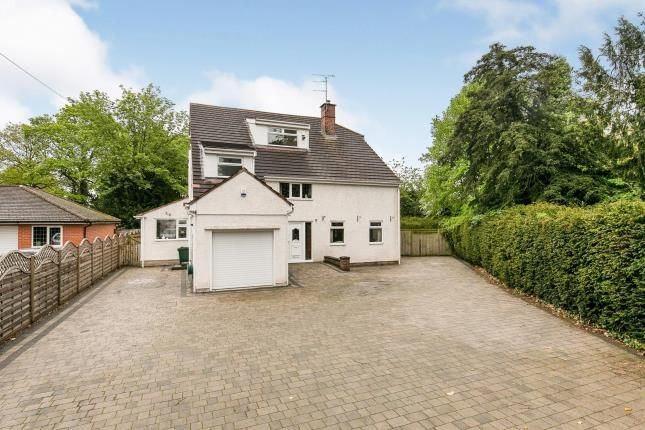 Thumbnail Detached house for sale in Warrington Road, Chester, Cheshire