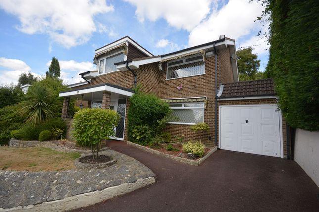 Thumbnail Detached house for sale in Ashmeads Close, Colehill, Wimborne