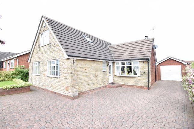 Thumbnail Detached bungalow for sale in Munsbrough Lane, Rotherham