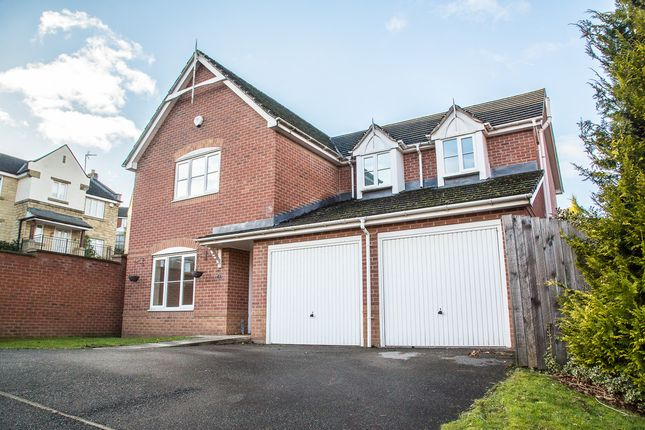 Thumbnail Detached house for sale in Queenswood Drive, Sheffield