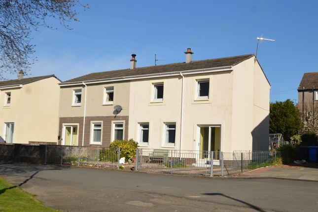 Thumbnail Semi-detached house for sale in 13 Eldinton Terrace, Dailly