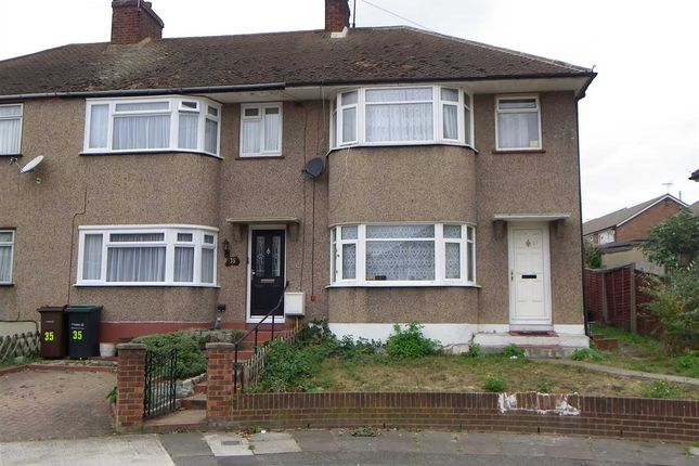 End terrace house for sale in Denton Court Road, Gravesend
