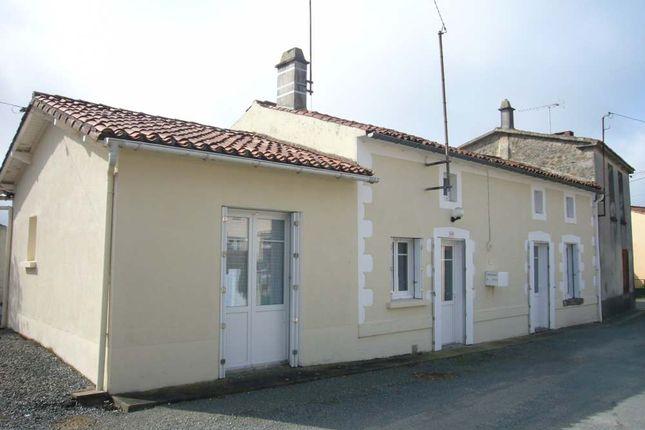 Thumbnail Detached house for sale in 79240, L' Absie, Moncoutant, Parthenay, Deux-Sèvres, Poitou-Charentes, France