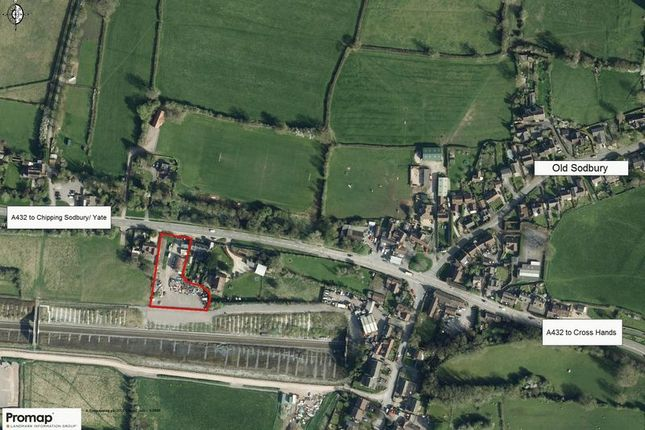 Thumbnail Land for sale in Badminton Road, Old Sodbury, Bristol