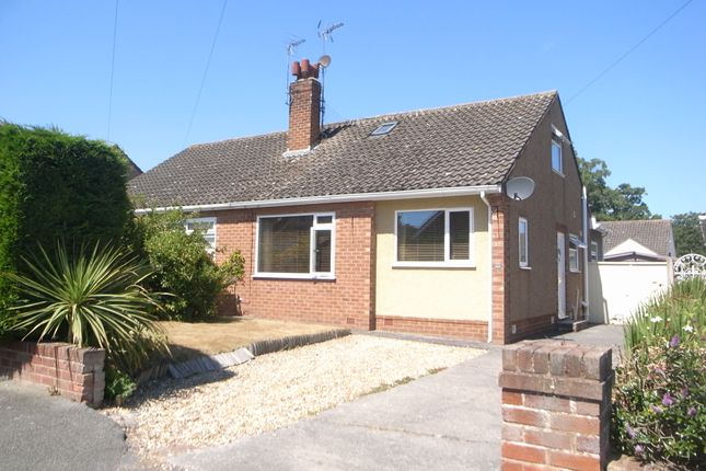 Thumbnail Semi-detached bungalow to rent in Clifton Rise, Abergele