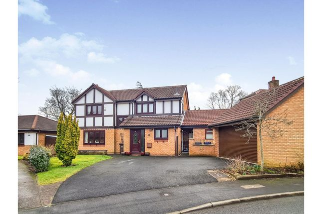 4 bed detached house for sale in Abbot Meadow ., Preston PR1