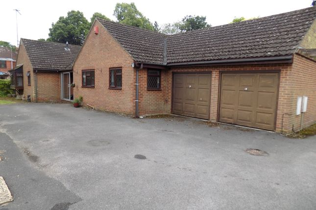 Thumbnail Detached bungalow for sale in Hayley Close, Hythe