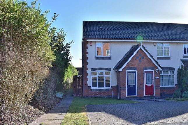 Thumbnail Semi-detached house for sale in Whitehead Road, Chell Heath, Stoke On Tren