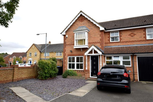 Thumbnail Property to rent in Doulton Close, Church Langley, Harlow