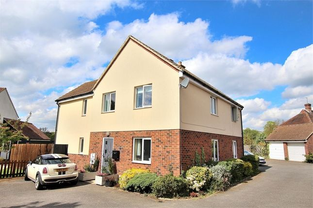 Thumbnail Detached house for sale in Great Easton, Dunmow, Essex