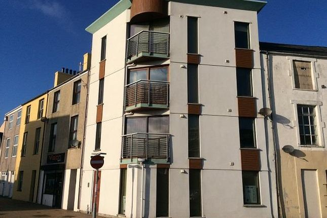 Thumbnail Property to rent in 1st Floor, Stanley Crescent, Holyhead
