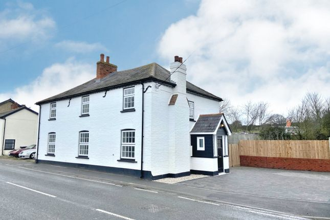 Thumbnail Detached house for sale in The Street, Stow Maries, Chelmsford, Essex