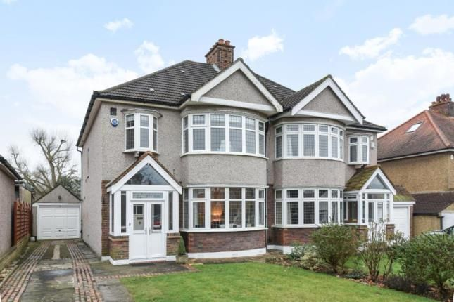 3 bed semi-detached house for sale in Highfield Drive, West Wickham