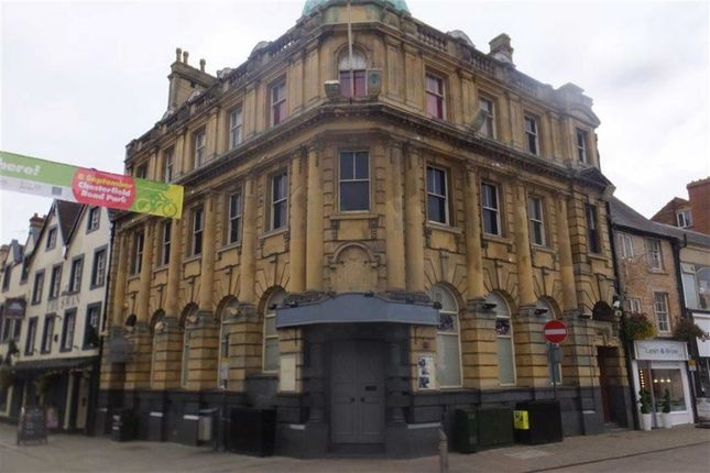 Thumbnail Pub/bar to let in Market Place, Mansfield, Notts