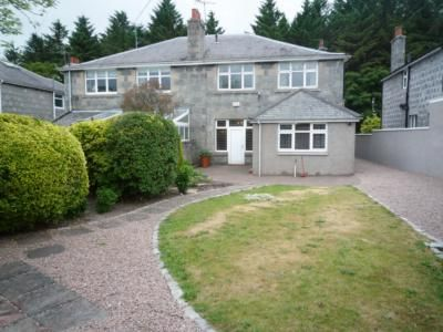 Thumbnail Semi-detached house to rent in Queens Road, Aberdeen