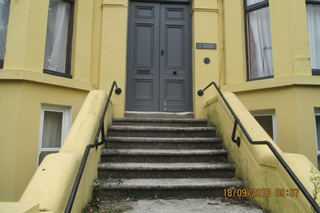 Thumbnail Flat to rent in Eastern Villas Road, Southsea