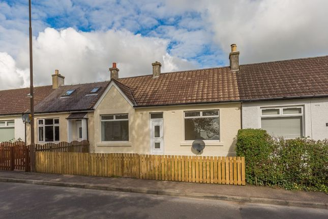 Thumbnail Terraced bungalow for sale in 11 Garden City, Stoneyburn