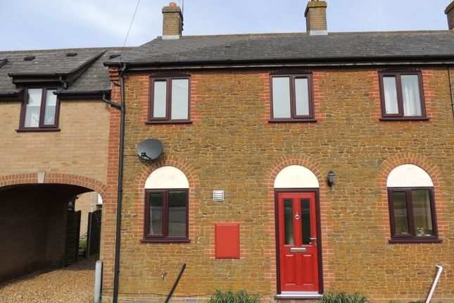 Thumbnail End terrace house to rent in Ploughmans Cottages, Salters Lode