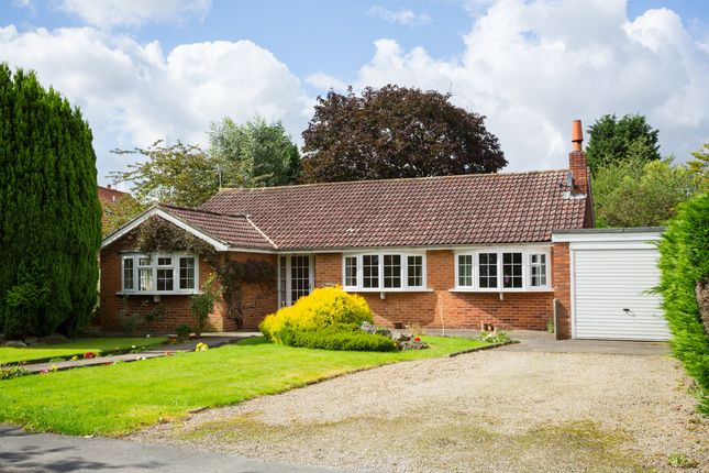 Thumbnail Detached bungalow for sale in Back Lane, Newton On Ouse, York
