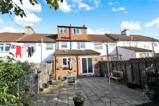 Thumbnail Terraced house for sale in Woodbrook Road, Abbey Wood, London
