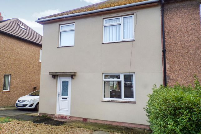 Thumbnail Semi-detached house to rent in Broadway, Fourstones, Hexham