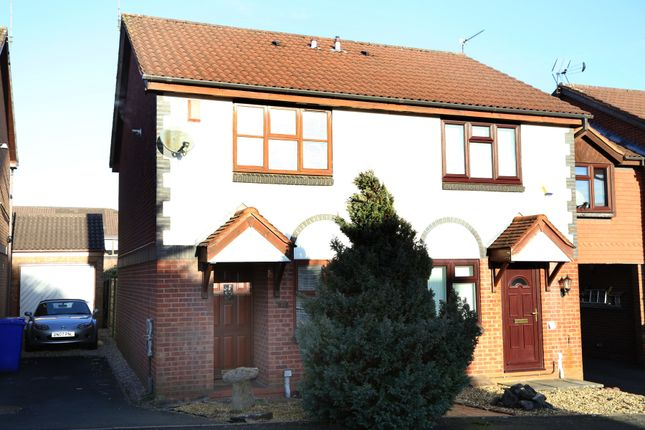 Thumbnail Semi-detached house for sale in Swallow Close, Longton, Stoke-On-Trent