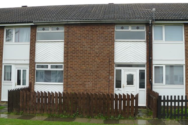 Thumbnail Terraced house to rent in Harlech Close, Eston