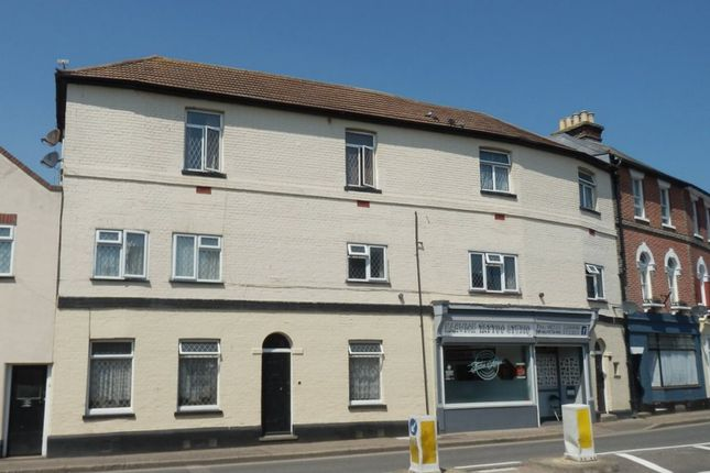 Thumbnail Flat to rent in 1 West Street, Harwich