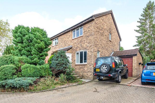 Thumbnail Semi-detached house for sale in Ashenden Walk, Tunbridge Wells, Kent