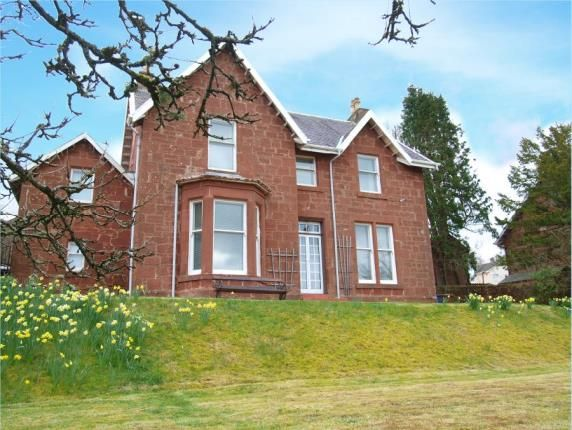 Thumbnail Detached house for sale in Seton Terrace, Skelmorlie, North Ayrshire