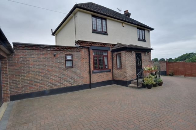 Thumbnail Detached house for sale in Bedford Road, Turvey, Bedford, Bedfordshire