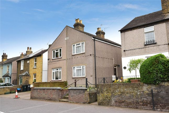Thumbnail Semi-detached house for sale in Common Lane, Wilmington, Dartford, Kent