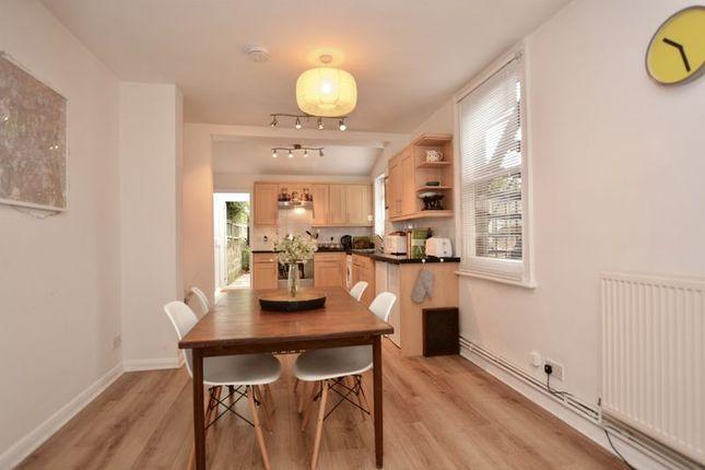 Kitchen Dining of Garden Flat, Kingston Road, Teddington TW11