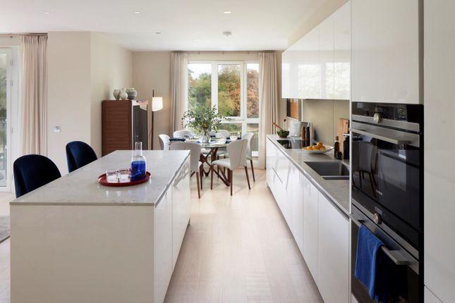 Thumbnail Flat to rent in Carlton House, Teddington Riverside, Teddington